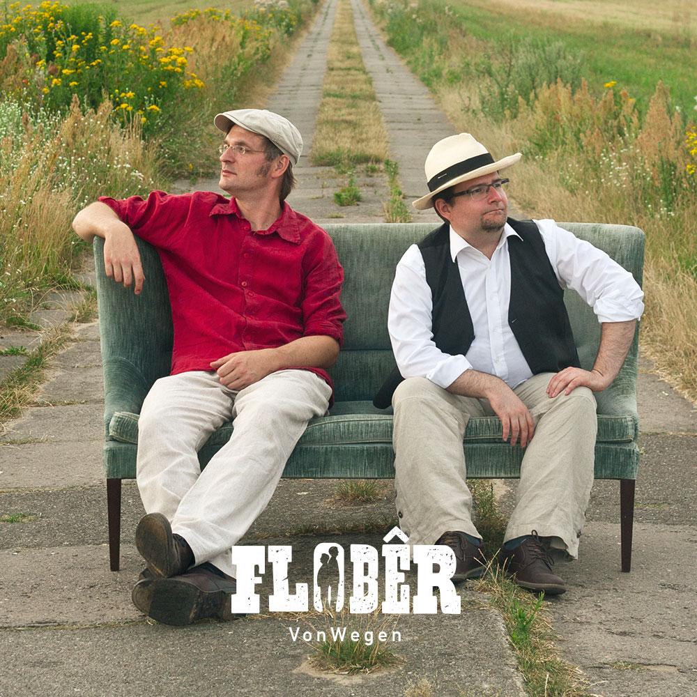 FloBêr CD Cover