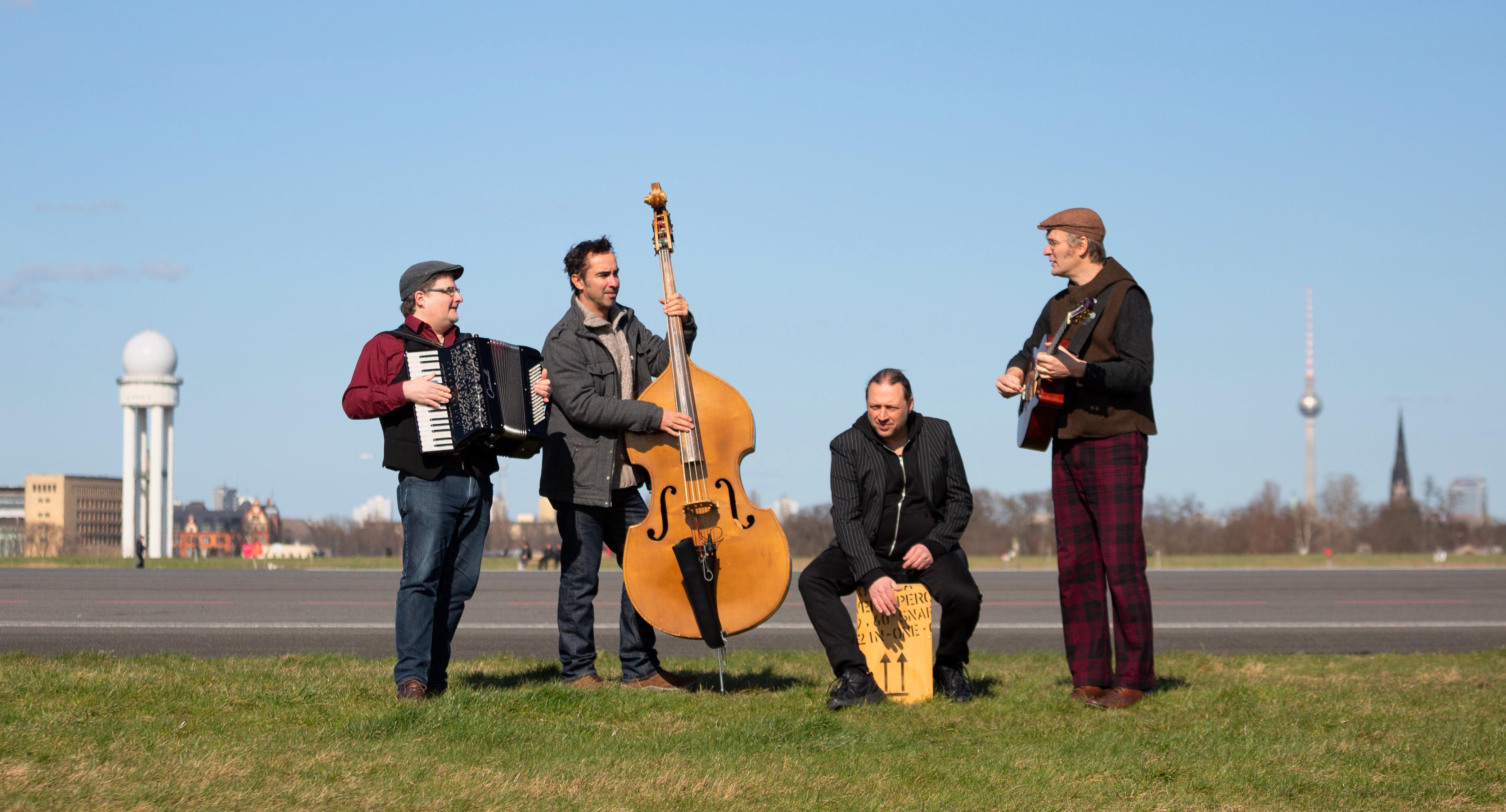 Band FloBêr - Foto: Christian Reister