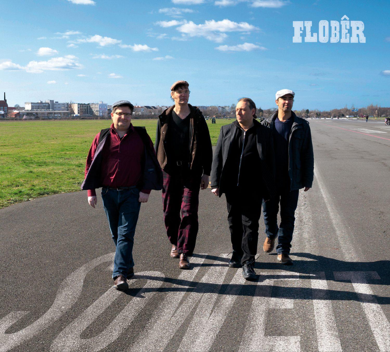 """Das zweite Album von FloBêr: """"SoWeit"""" - Coverfoto: Christian Reister"""